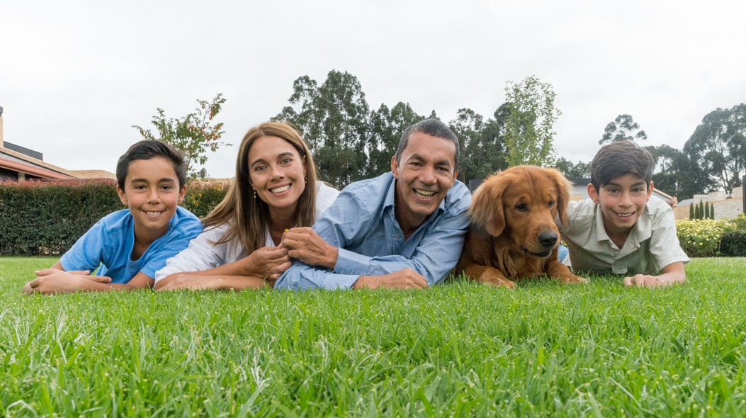 Family and Dog Health